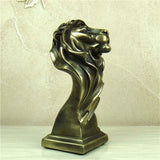 Statue Sculpture Lion