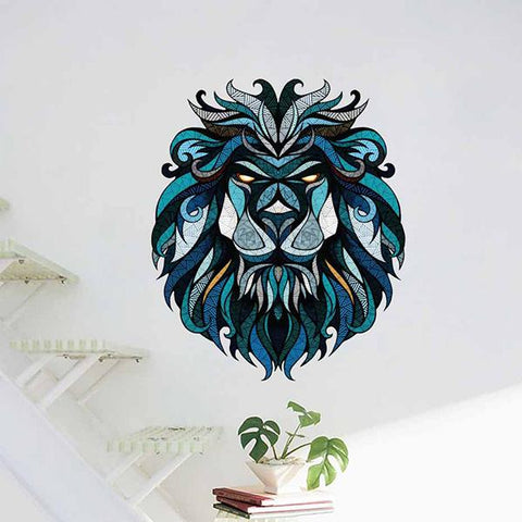 Stickers Geant Lion