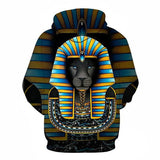 Sweat Egyptien Lion