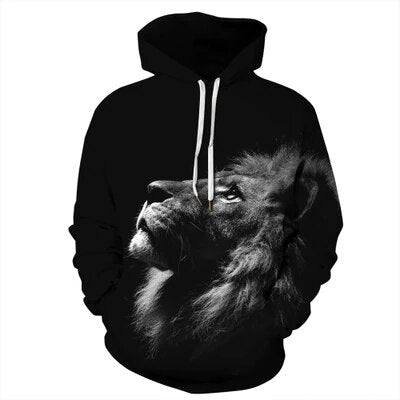 Sweat Homme Animaux