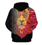 Sweat Lion 3D