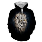 Sweat Lion Steampunk
