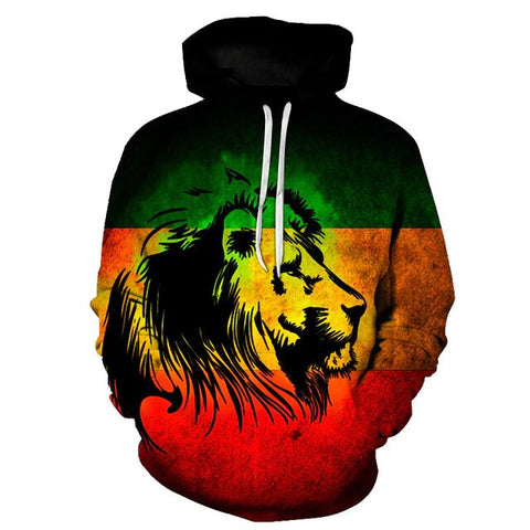 sweat lion rasta
