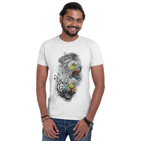 T Shirt Animaux Homme