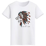 T Shirt Animaux Indien
