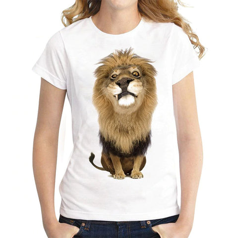 T Shirt Animaux Rigolo