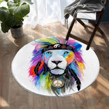 Tapis Hippie Lion