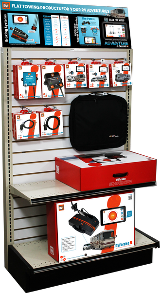 4 to 3 ft End cap display (3)