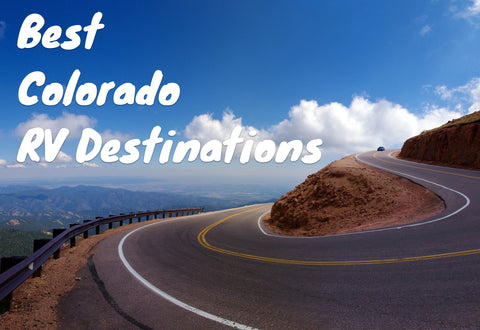 Colorado RV Destinations