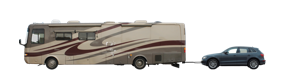 Dan's RV and towed