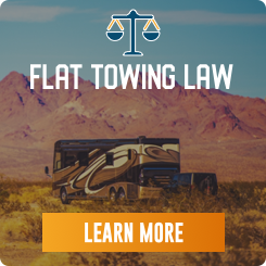 Flat Towing Law