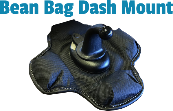 Bean Bag Dash Mount Hero