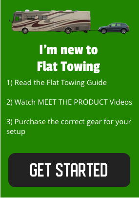 I'm New To Flat Towing