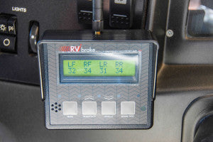 RVi2 Wireless Monitor TPMS Screen