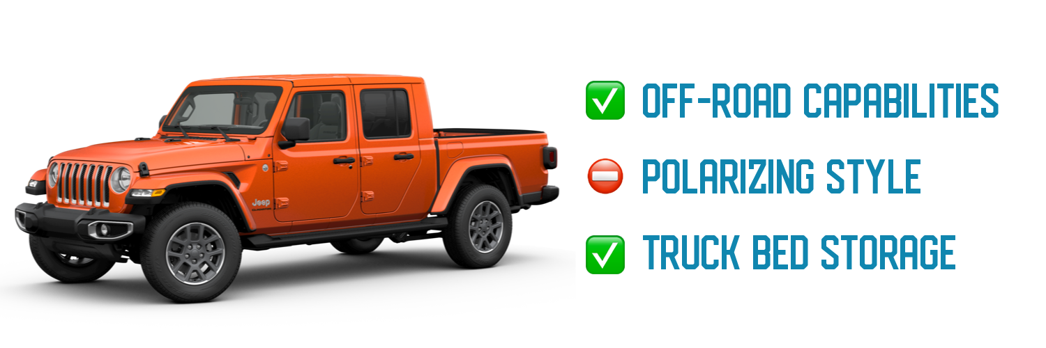 Flat Towing Jeep Gladiator Pros and Cons