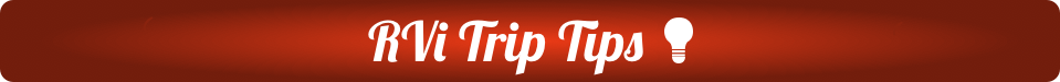 RVi Trips Tips Video Banner