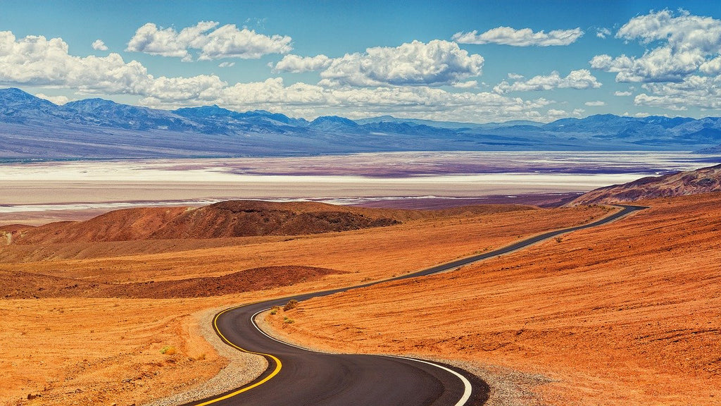 Death Valley RV Road Trip