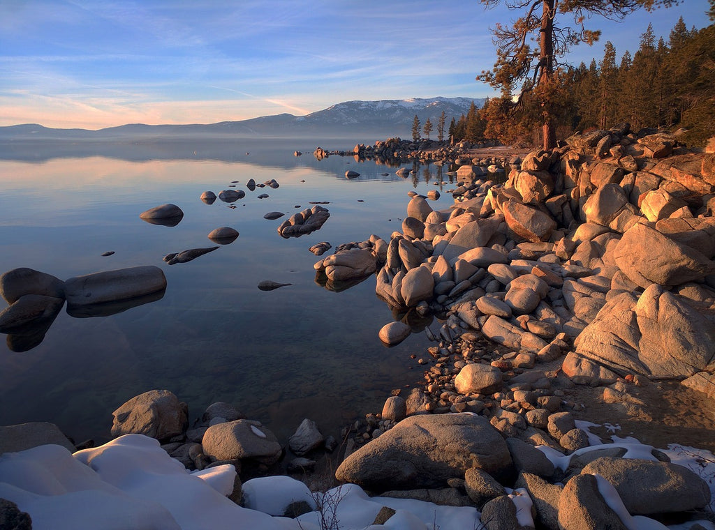 Lake Tahoe RV Road Trip