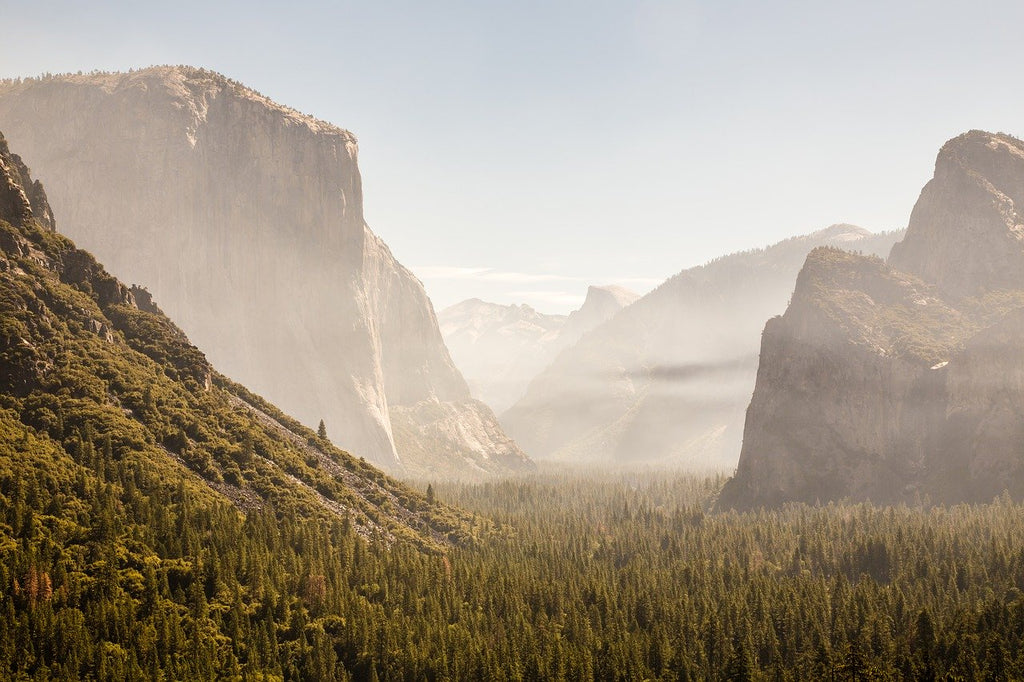 Yosemite National Park RV Road Trip