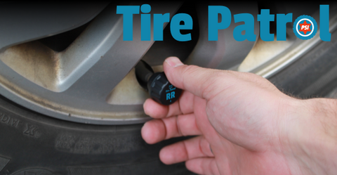 Tire Patrol Tire Pressure Monitoring Sensors For Rving And