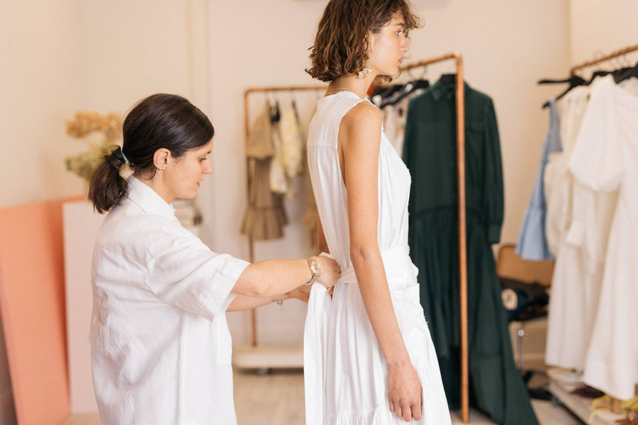 Behind The Season | The Chroma Resort 21 Styling Suite