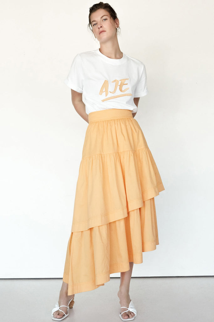 Midsummer Tiered Skirt