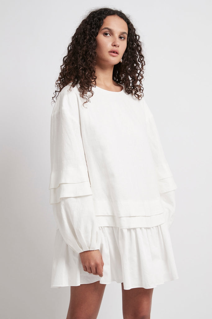 Quietude Long Sleeve Dress