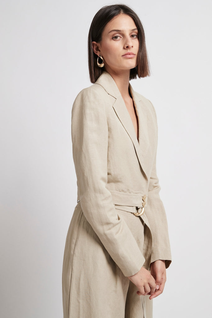 Consonance Cropped Jacket