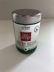 illy DECAF Coffee Beans (Medium Roast)