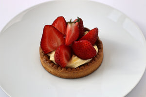 Strawberry Tart Individual