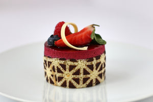 Cassis Mousse Individual