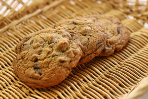 Chocolate Chip Walnut Cookies - Bake at Home