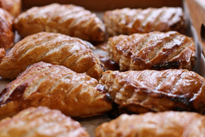 Chaussons aux Pommes (Apple Turnover)- Bake at Home