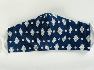 Handmade Fabric Face Covering - Medium (Women/Teenagers)