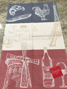 French Tea Towels - Coucke