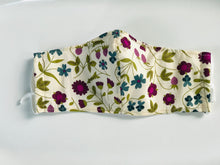 Load image into Gallery viewer, Handmade Fabric Face Covering - Small (Kids ages 6-12)