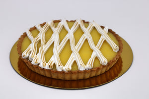Lemon-Meringue Tart