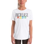 Increase Kids - Youth Short Sleeve T-Shirt