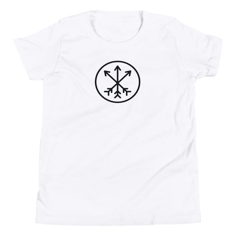 Arrows - Youth Short Sleeve T-Shirt