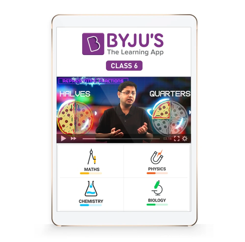 Class 6 - BYJU'S Classes
