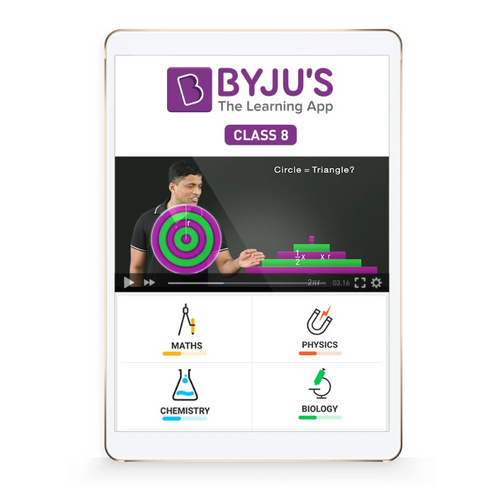 Class 8 - BYJU'S Classes