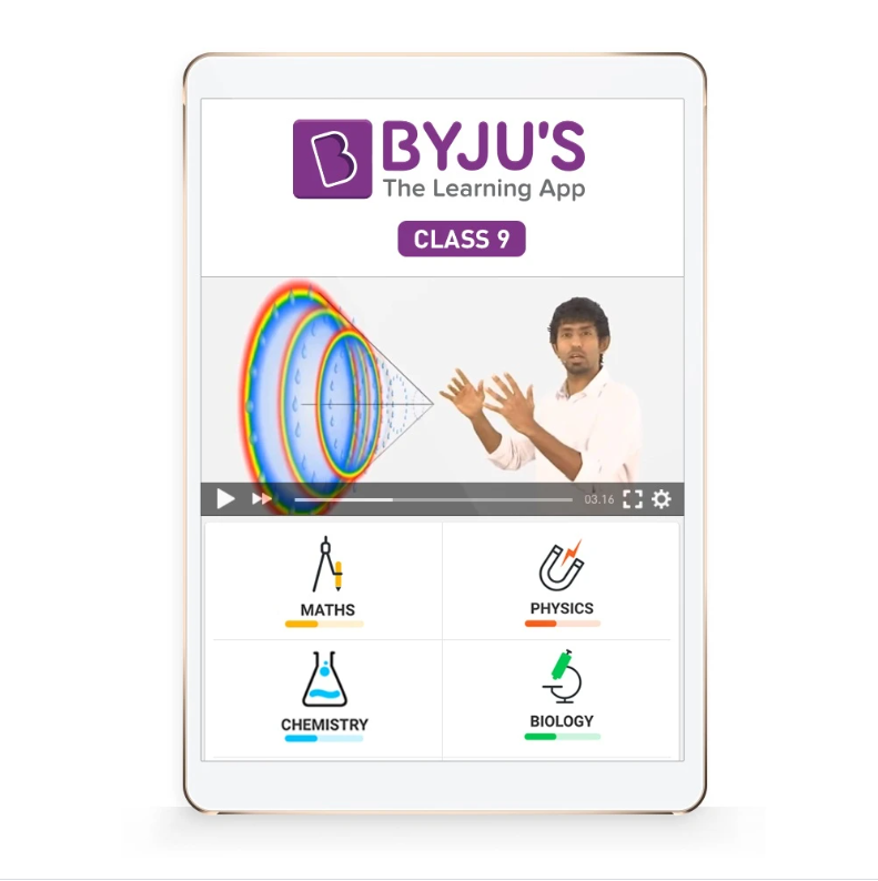 Class 9 - BYJU'S Classes