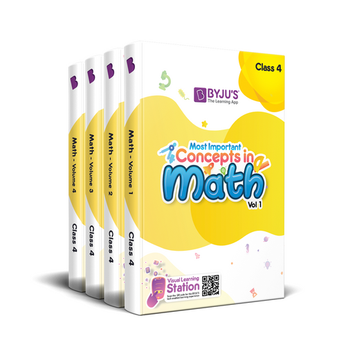 Class 4 Maths & Science Books