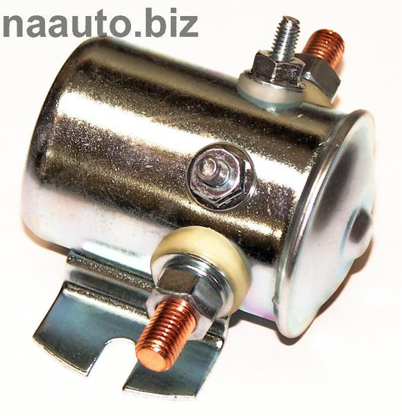 11885 Solenoid 12V 80A Continuous Copper Contacts