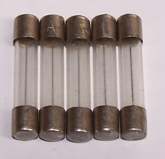 3AG-15P Fuses 3AG 15A Glass Packaged