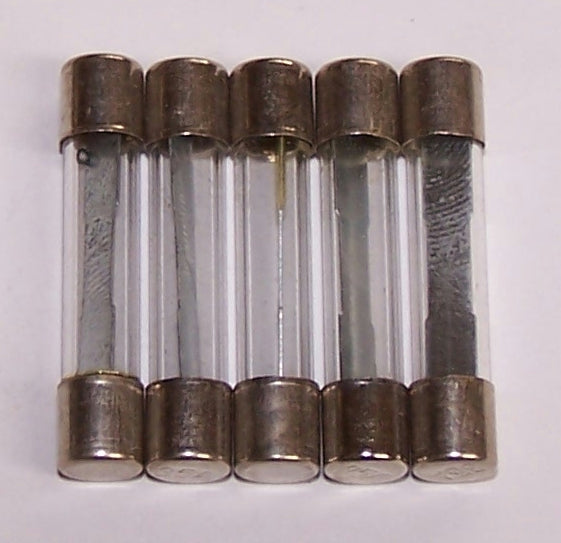 3AG-35P Fuses 3AG 35A Glass Packaged