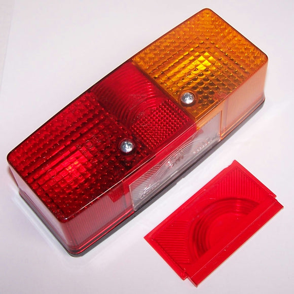 62-90020 Lamp Red/Amber RH JD Deutz