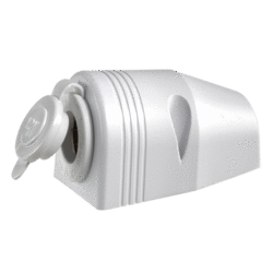 81025WBL Socket Cig Surface Mount White
