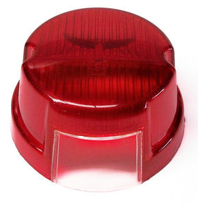 85845 Lens Red w/Window suit 85840 Stop/Tail/Lic