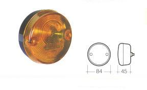 86090 Lamp Amber Indicator Rear